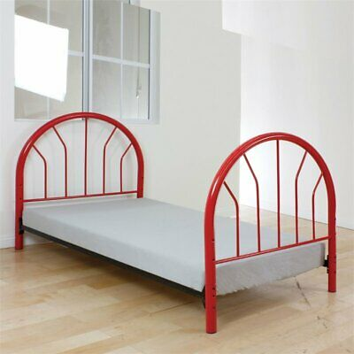 silhouette twin headboard and footboard only in