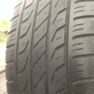 2 Toyo Summer tires 215-65-16