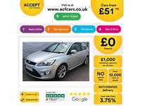 Ford Focus ST2 FROM £51 PER WEEK.