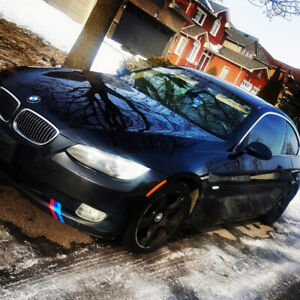 2007 328i coupe runs and drive excellent..e92...