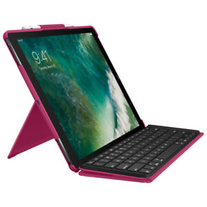 Wanted-Logitech Slim Combo Keyboard Case for iPad Pro 12.9""