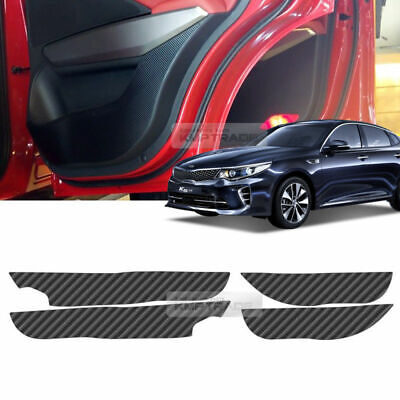 B Pillar Carbon Black Sticker 6p 1Set For 11 12 Kia Optima K5