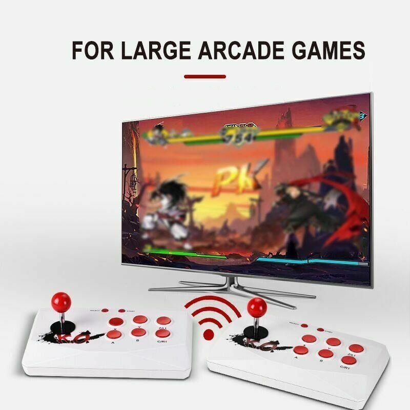 Pandora Box 2000+ Games Retro Video Game Wireless Double Sti