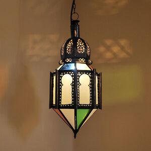 oriental lampe suspension marocain plafonnier luminaire felous multi h55cm ebay. Black Bedroom Furniture Sets. Home Design Ideas