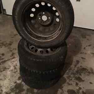 4 tire with rim for Toyota echo Gatineau Ottawa / Gatineau Area image 5