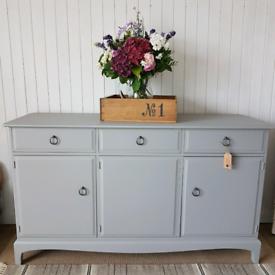 Stag Minstrel dresser, vintage sideboard, stylish drinks cabinet