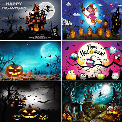 Halloween Backdrop Photography Background For Halloween Party Studio Photo