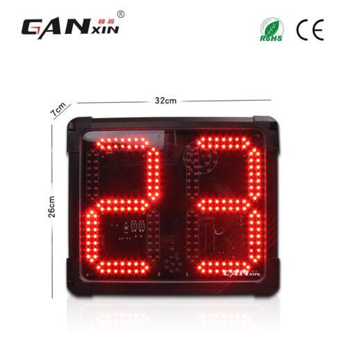 Led second countdown clock counter digital electronic basketball shot clock