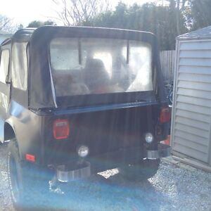 """REDUCED"" 1983 Jeep CJ Custom Windsor Region Ontario image 5"