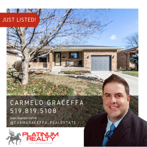 JUST LISTED!!  RANCH FOR SALE IN LASALLE