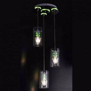 NEW Modern LED Crystal Chandler RRP $399 Chatswood Willoughby Area Preview