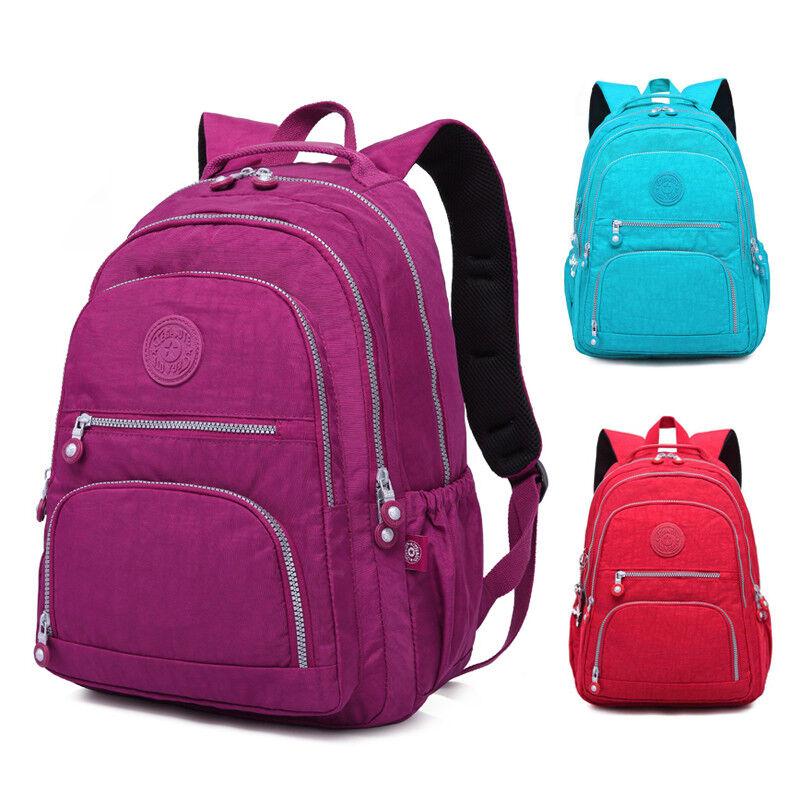 High Quality Kids School Bag Girls Backpacks Women Travel Ba