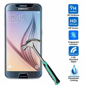 SAMSUNG 9H Premium Tempered Glass Screen Protector