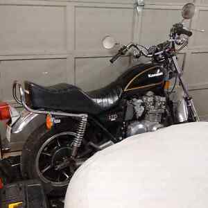 *SOLD* 1980 Kawasaki KZ550LTD Motorcycle Kitchener / Waterloo Kitchener Area image 8