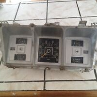 Gauge cluster for sale from a 1978 F150