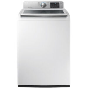 Samsung 4.5-cu ft High-Efficiency Top-Load Washer ENERGY STAR