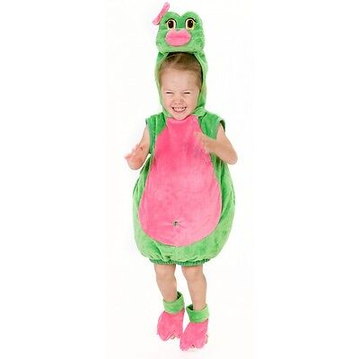 - Mädchen Frosch Kostüm