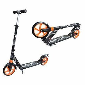 Town Rider Adult Ultimate City Push Bike Kick Scooter USED ONCE - £30