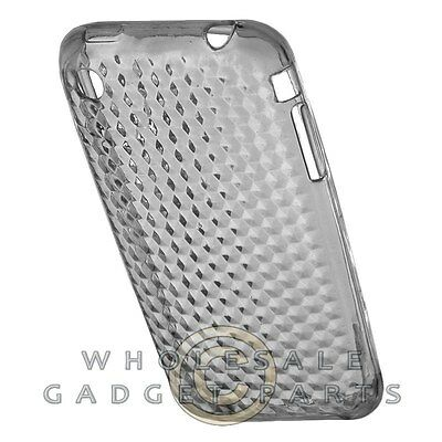 Iphone 3g Diamond (Apple iPhone 3G/3GS Candy Skin Case Small Diamonds Clear Cover Shell Protector  )