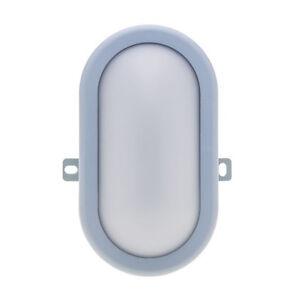 LED Kellerleuchte Außenleuchte IP44 Ovalleuchte Kellerlampe Kobi 5,5 Watt