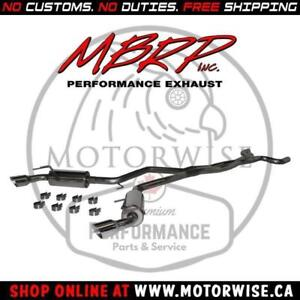 MBRP XP Series Stainless Catback | 2010 to 2015 Camaro V6 | Shop & Order Online at www.motorwise.ca