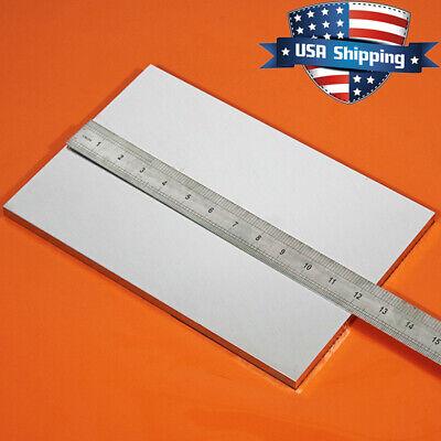 12 X 8 X 12 6061 Aluminum Plate Flat Bar Solid T6511 Cnc Mill Stock .50x8.0