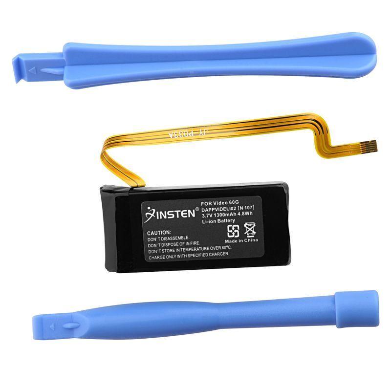 For IPOD 60GB 80GB VIDEO Li-ion battery 5TH GEN + TOOLS