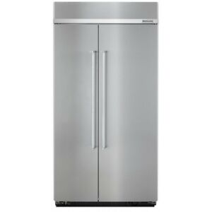 KitchenAid Refrigerator 48''Side-by-side - never installed