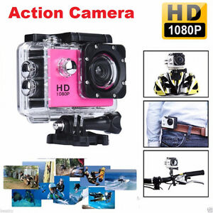 Action Camera Waterproof Sports DV 1080P HD Video SJ4000