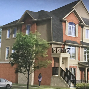 BRAND NEW EXECUTIVE 2 BEDROOM STACKED TOWNHOME END UNIT