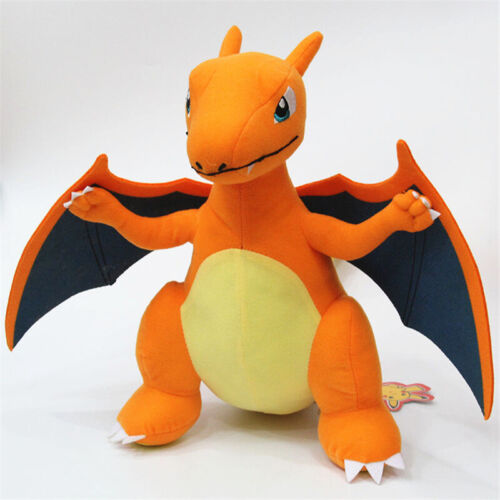 "Charizard Plush Animation Toy Soft Doll Stuffed Plush collect Doll Gift 30cm 12"""