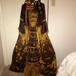 Costume/Baroness dress new condition Kawartha Lakes Peterborough Area image 1