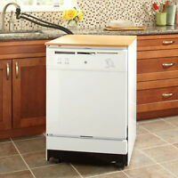 Portable Dishwasher White - GSC3500DWW