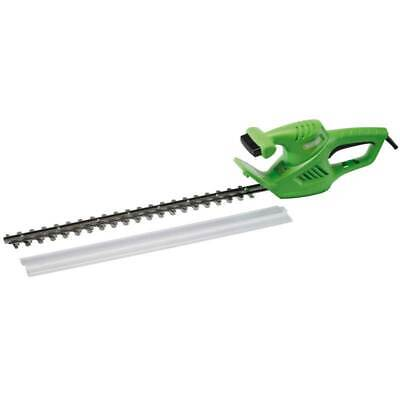 Draper Lightweight Electric Hedge Trimmer Cutter Garden Power Tool 600W 6M Cable