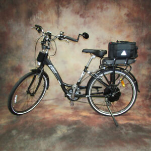 EVO BICYCLE ELECTRIC PROPULSION SYSTEMS