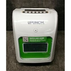 uPunch Electronic Time Clock, Wall Mount Employee Punch Card Recorder HN3000