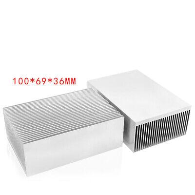 Aluminum Heatsink Heat Sink Radiator For Led High Power Amplifier Amp Large Big