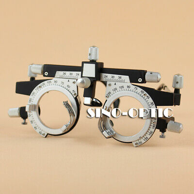Stf1 Ophthalmic Trial Frame Optical Trial Lens Frame Fully Adjustable