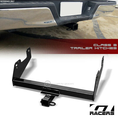 For 2015-2018 Ford F150 Class 3 Trailer Hitch Receiver Rear Bumper Towing New 2