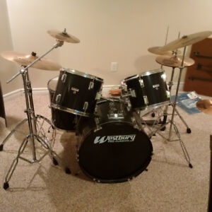 Drum Set - $400