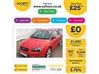 Ford Focus 2.5 ST-2 FINANCE OFFER FROM £25 PER WEEK!