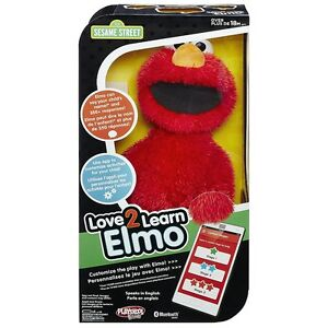 NEW In Box - Love2Learn Elmo
