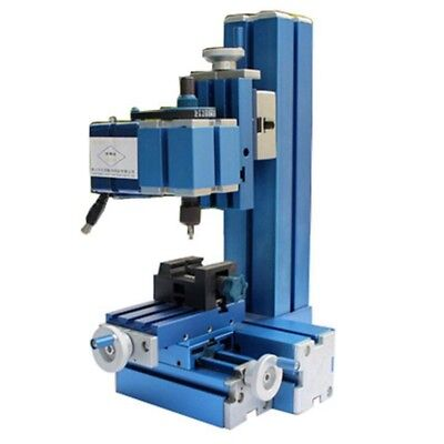 Metal Mini Turning Lathe Machine Motorized Cnc Metalworking Diy Wood Tools Usa