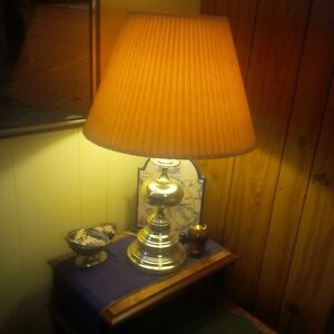 Table Lamps $15 each