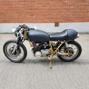 1973 Honda CB550 Super Sport Cafe Racer