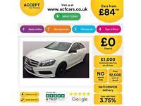 Mercedes-Benz A180 FROM £84 PER WEEK!