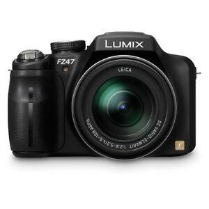 Panasonic Lumix FZ47 dslr