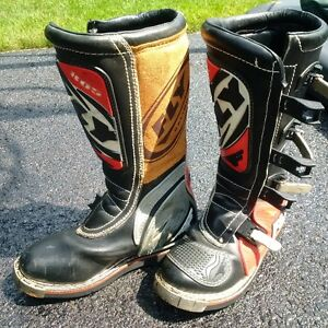 Fly Dirtbike Boots - Size 9