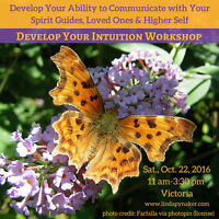 Develop Your Intuition Workshop