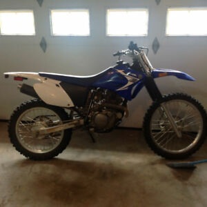 2014 TTR 230 YAMAHA DIRT BIKE